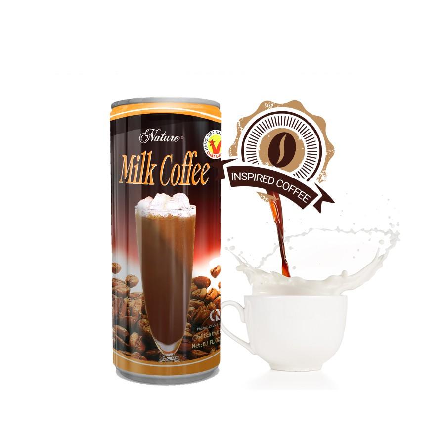 Milk coffee
