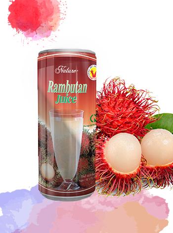 Rambutan juice
